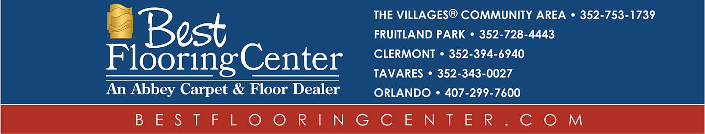 Stop by one of Best Flooring Center's 5 locations!